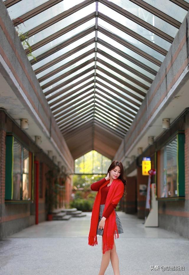 街拍紅色高跟鞋時尚,盡顯成熟女性魅力 正妹集中營 第6张